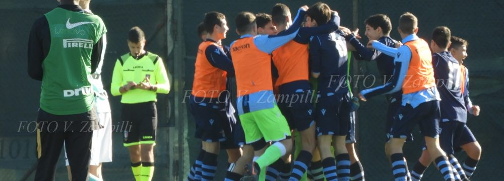 TROFEO CAROLI HOTELS – Goleada Lazio, i biancocelesti volano agli ottavi!